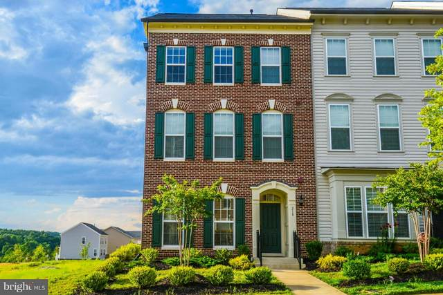218 Almond Drive, STAFFORD, VA 22554 (#VAST231048) :: Debbie Dogrul Associates - Long and Foster Real Estate