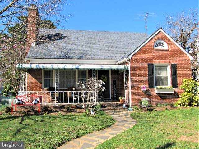 302 Orchard Avenue, BALTIMORE, MD 21225 (#MDAA464588) :: ROSS | RESIDENTIAL