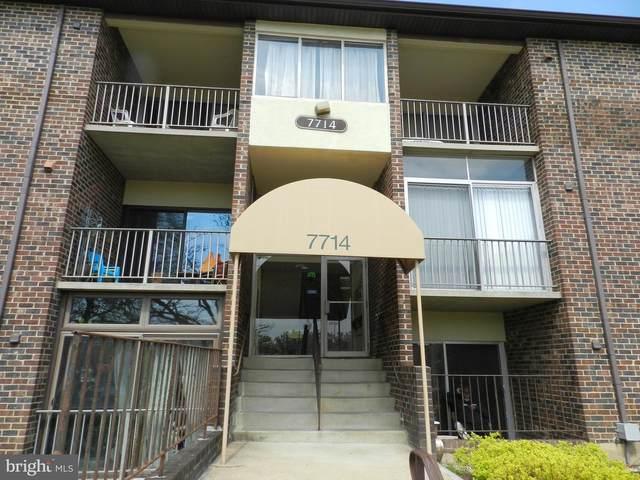 7714 Hanover Parkway #204, GREENBELT, MD 20770 (#MDPG602678) :: Corner House Realty