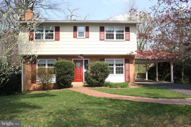 2927 Sayre Road, FAIRFAX, VA 22031 (#VAFX1192596) :: AJ Team Realty