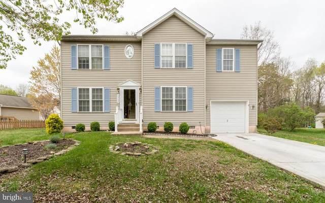 5303 S Branch Road, FREDERICKSBURG, VA 22407 (#VASP230400) :: Corner House Realty