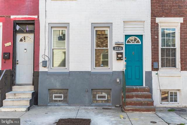 2230 Watkins Street, PHILADELPHIA, PA 19145 (#PAPH1005396) :: Jason Freeby Group at Keller Williams Real Estate
