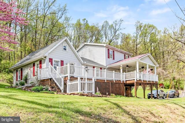345 Buck Road, DOVER, PA 17315 (#PAYK156166) :: The Craig Hartranft Team, Berkshire Hathaway Homesale Realty