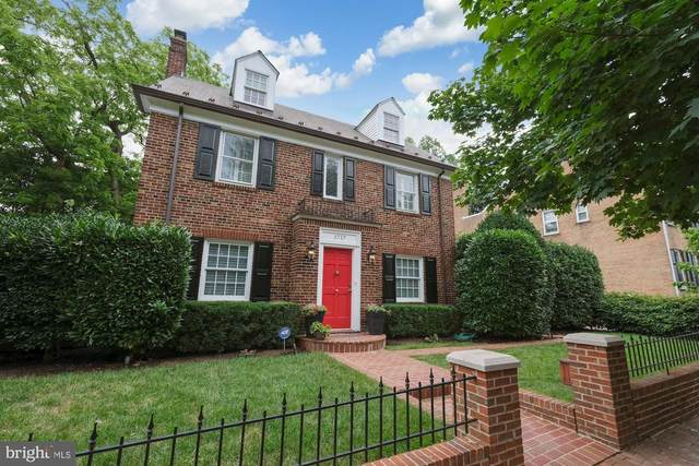 1717 34TH Street NW, WASHINGTON, DC 20007 (#DCDC516350) :: The Riffle Group of Keller Williams Select Realtors