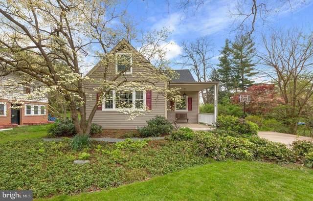 2020 Hanover Street, SILVER SPRING, MD 20910 (#MDMC752528) :: Dart Homes