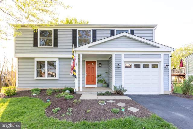 5694 Pebble Drive, FREDERICK, MD 21703 (#MDFR280598) :: Peter Knapp Realty Group