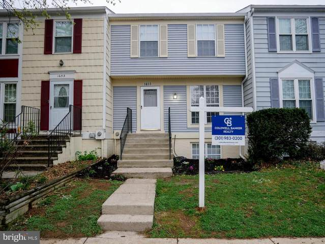 1655 Colonial Way, FREDERICK, MD 21702 (#MDFR280600) :: City Smart Living
