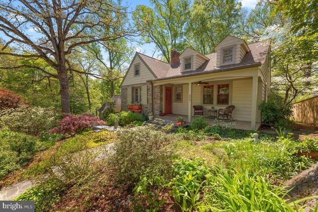 17 Sunnyside Road, SILVER SPRING, MD 20910 (#MDMC752534) :: ExecuHome Realty