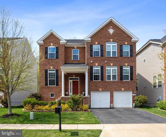 12728 Effie Rose Place, WOODBRIDGE, VA 22192 (#VAPW519388) :: Network Realty Group