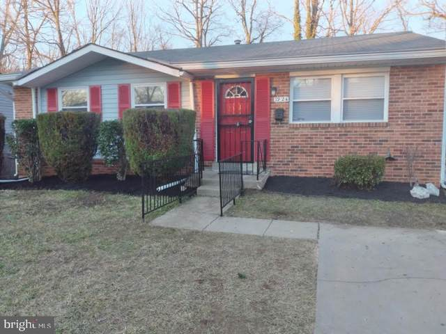 7924 Dellwood Avenue, GLENARDEN, MD 20706 (#MDPG602704) :: The Riffle Group of Keller Williams Select Realtors