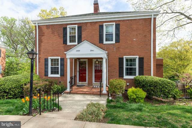 2941 S Dinwiddie Street, ARLINGTON, VA 22206 (#VAAX258326) :: Bruce & Tanya and Associates