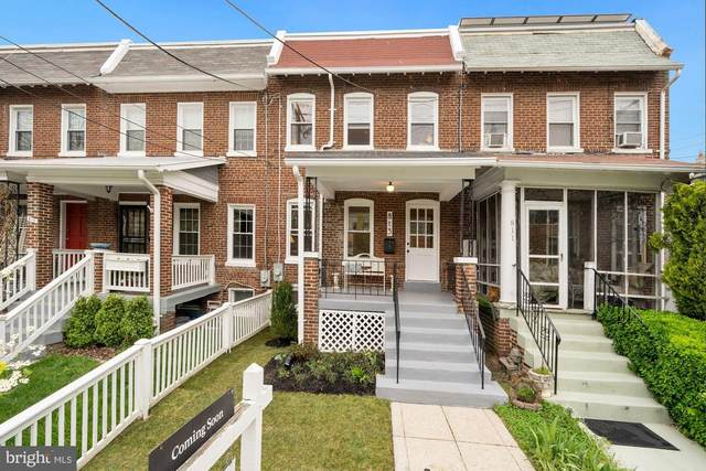 813 Ingraham Street NW, WASHINGTON, DC 20011 (#DCDC516364) :: City Smart Living