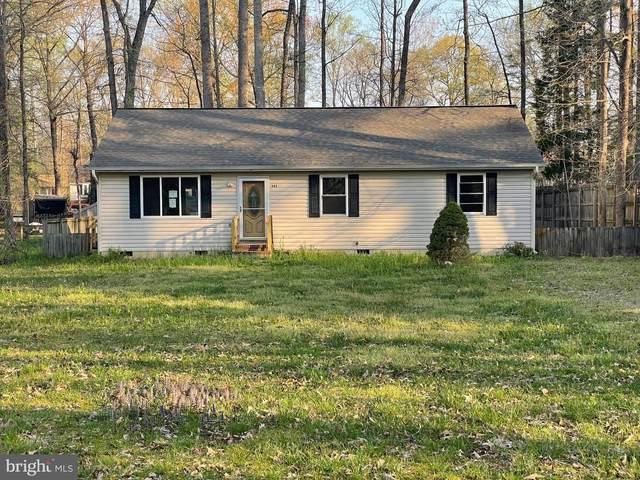 685 Lake Caroline Drive, RUTHER GLEN, VA 22546 (#VACV123978) :: Crews Real Estate