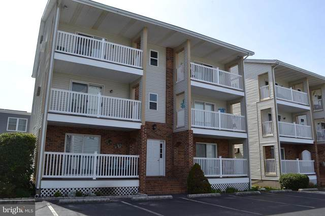 14400 Jarvis Avenue 112B2, OCEAN CITY, MD 21842 (#MDWO121606) :: Realty One Group Performance