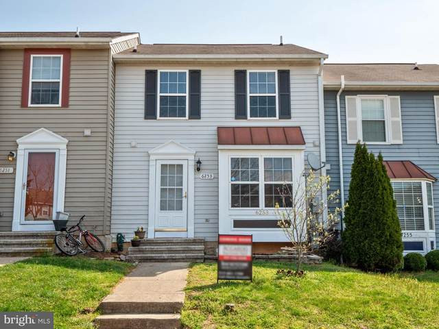 6253 Meadowcroft Road, ELDERSBURG, MD 21784 (#MDCR203694) :: SP Home Team