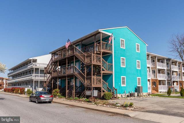 300 144TH Street #201, OCEAN CITY, MD 21842 (#MDWO121610) :: Realty One Group Performance