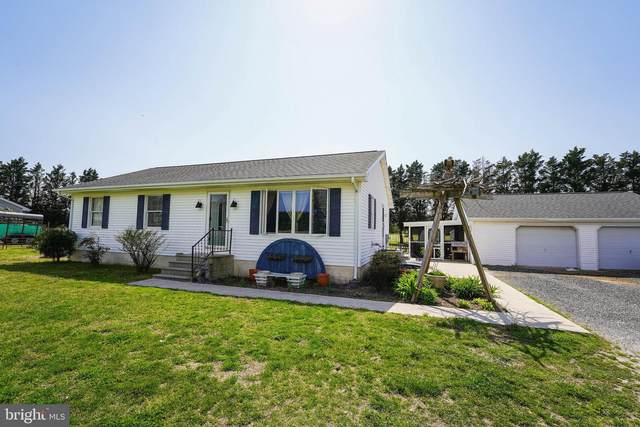 8058 N West Road, SALISBURY, MD 21801 (#MDWC112468) :: Shawn Little Team of Garceau Realty