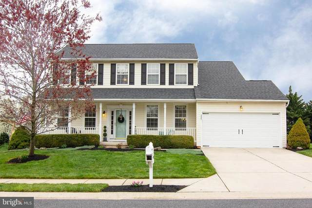 520 Kenan Street, TANEYTOWN, MD 21787 (#MDCR203696) :: SP Home Team