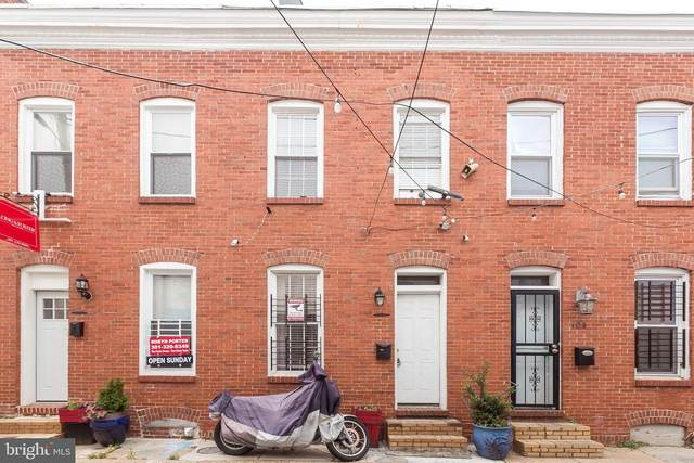102 N Madeira Street, BALTIMORE, MD 21231 (#MDBA546608) :: SURE Sales Group
