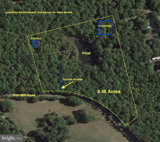 LOT 81 - Cox Mill Road, ORANGE, VA 22960 (#VAOR138986) :: Realty One Group Performance