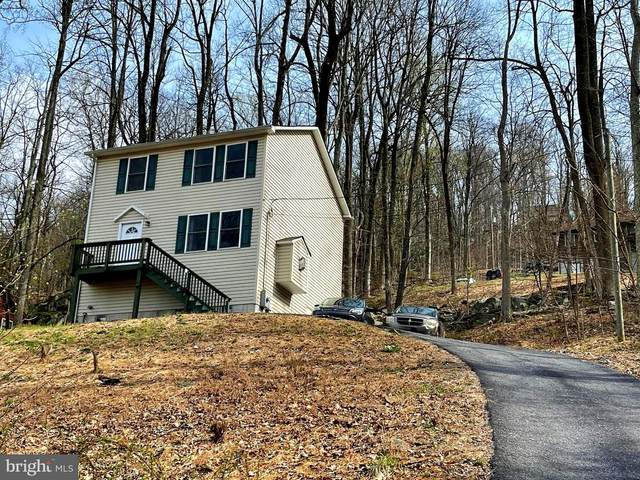 490 Split Rail Road, FRONT ROYAL, VA 22630 (#VAWR143266) :: Corner House Realty