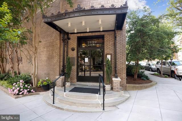 2129 Florida Avenue NW #100, WASHINGTON, DC 20008 (#DCDC516390) :: Jim Bass Group of Real Estate Teams, LLC