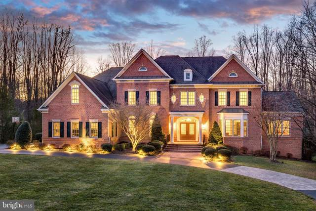 1176 Old Tolson Mill Road, MCLEAN, VA 22102 (#VAFX1192704) :: The Mike Coleman Team