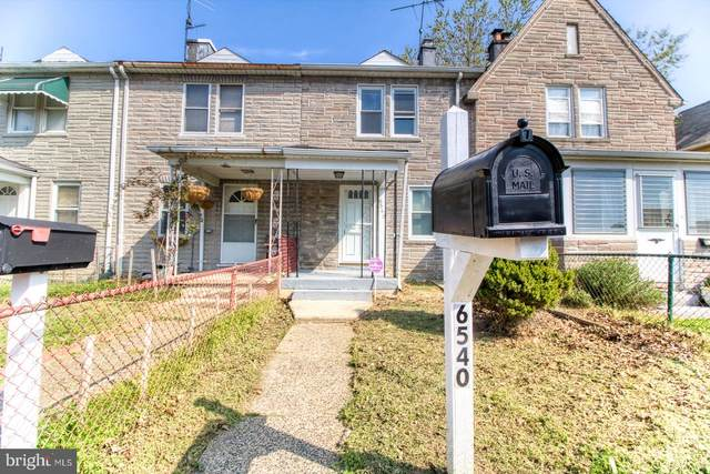 6540 Parnell Avenue, BALTIMORE, MD 21222 (#MDBA546616) :: Advance Realty Bel Air, Inc