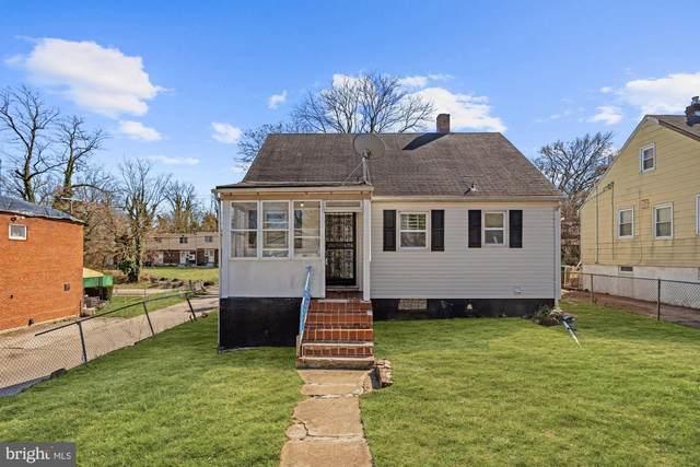 2801 Woodland Avenue, BALTIMORE, MD 21215 (#MDBA546624) :: Jacobs & Co. Real Estate