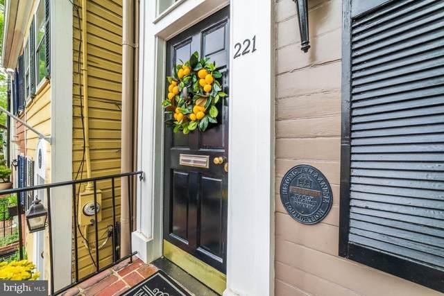 221 N Pitt Street, ALEXANDRIA, VA 22314 (#VAAX258346) :: The Redux Group