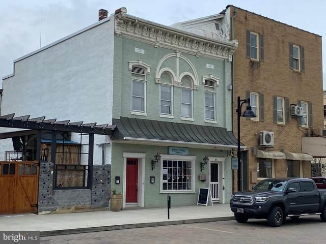 45 Fairfax Street, BERKELEY SPRINGS, WV 25411 (#WVMO118308) :: Shamrock Realty Group, Inc