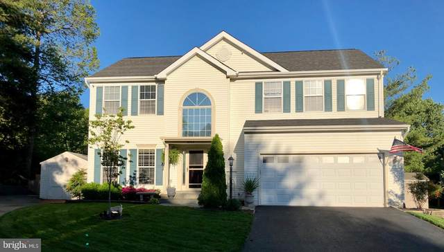 2944 Hickory Creek Court, DUMFRIES, VA 22026 (#VAPW519446) :: ExecuHome Realty