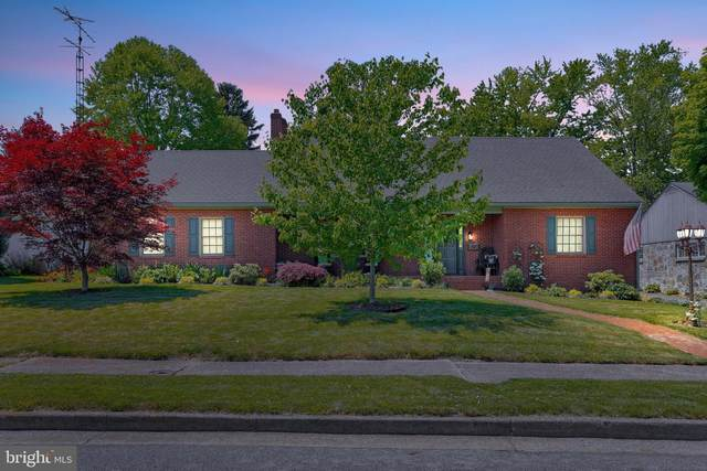108 N Louisiana Ave, MARTINSBURG, WV 25401 (#WVBE185078) :: Eng Garcia Properties, LLC