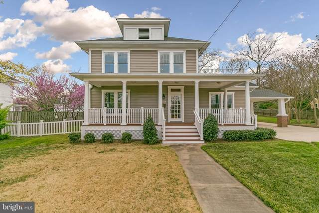 9516 Main Street, MANASSAS, VA 20110 (#VAMN141708) :: Shawn Little Team of Garceau Realty