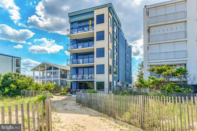 5603 Atlantic Avenue #101, OCEAN CITY, MD 21842 (#MDWO121622) :: Realty One Group Performance