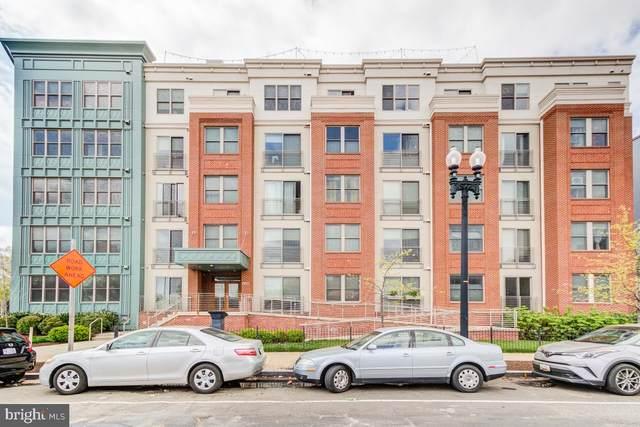 1350 Maryland Avenue NE #512, WASHINGTON, DC 20002 (#DCDC516416) :: A Magnolia Home Team