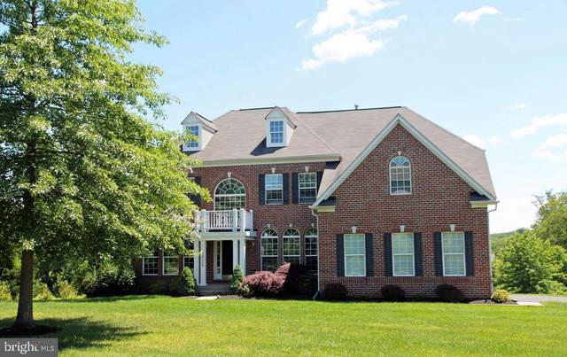 1012 Saddle View Way, FOREST HILL, MD 21050 (#MDHR258632) :: The Piano Home Group
