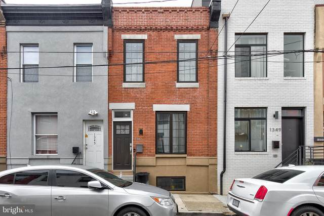 1347 S Dover Street, PHILADELPHIA, PA 19146 (#PAPH1005558) :: Lucido Agency of Keller Williams