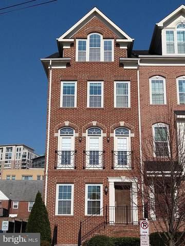 813 N Woodrow Street, ARLINGTON, VA 22203 (#VAAR179426) :: Yesford & Associates