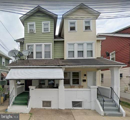 334 Columbus Avenue, TRENTON, NJ 08629 (#NJME310630) :: Keller Williams Realty - Matt Fetick Team