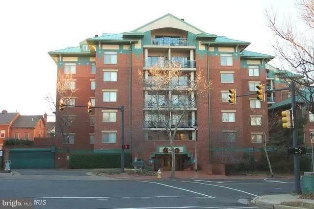 610 West Street N #401, ALEXANDRIA, VA 22314 (#VAAX258352) :: Nesbitt Realty