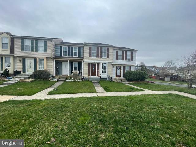 1203 Valley Leaf Court, EDGEWOOD, MD 21040 (#MDHR258634) :: Gail Nyman Group
