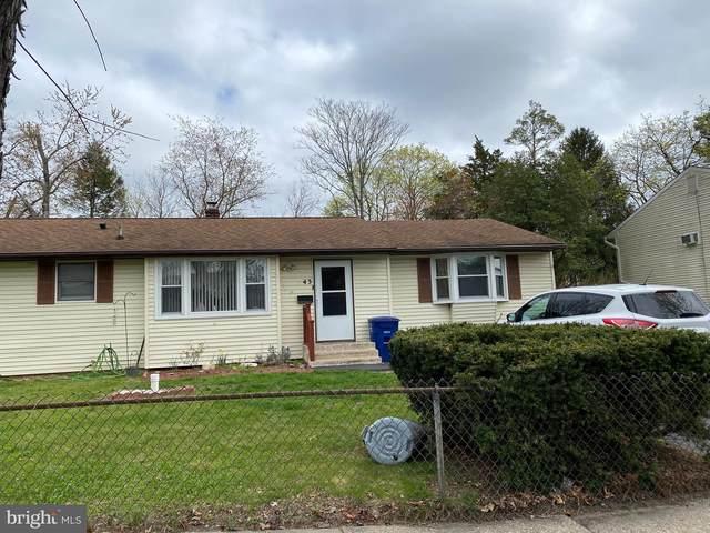 43 Scrapetown Road, PEMBERTON, NJ 08068 (#NJBL395178) :: Talbot Greenya Group