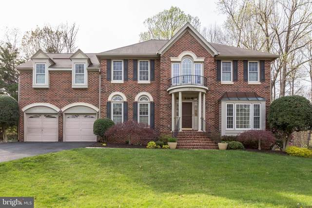 15290 Surrey House Way, CENTREVILLE, VA 20120 (#VAFX1192786) :: The Vashist Group