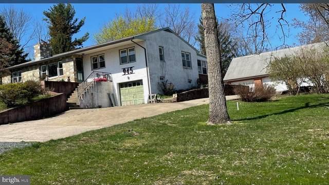 945 Jackaway Road, JAMISON, PA 18929 (MLS #PABU524522) :: Parikh Real Estate