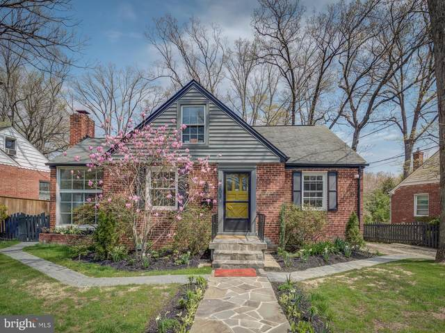 7303 Trescott Avenue, TAKOMA PARK, MD 20912 (#MDMC752666) :: Gail Nyman Group