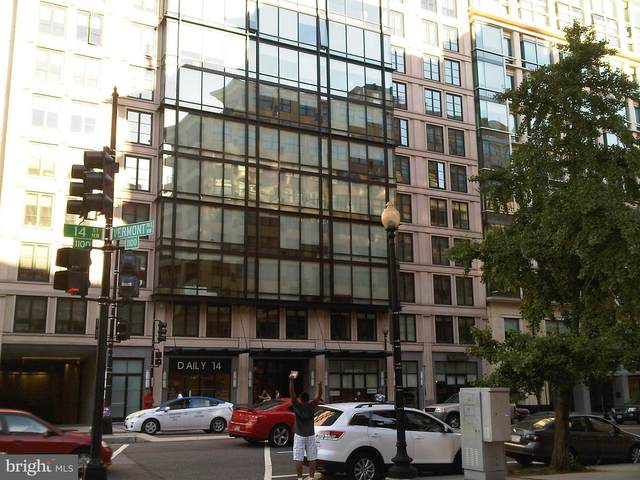 1133 14TH Street NW Ph3, WASHINGTON, DC 20005 (#DCDC516440) :: Corner House Realty