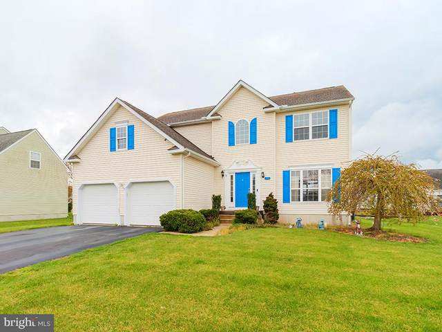 75 Redstone Court, FELTON, DE 19943 (#DEKT247866) :: Ramus Realty Group