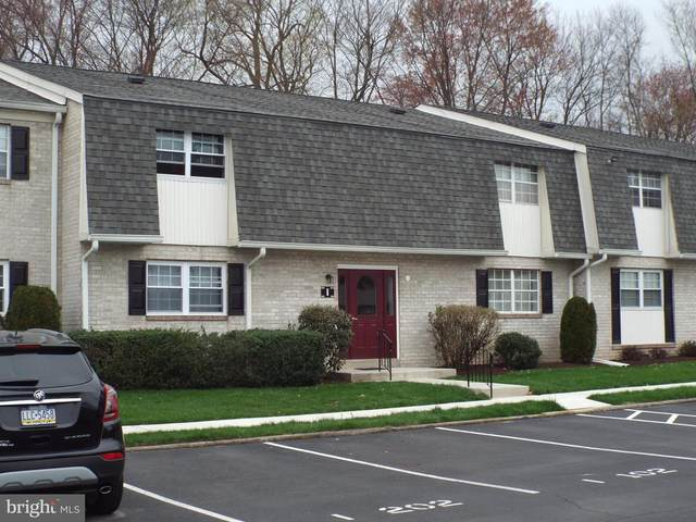 204-I Hampton Crossing I, SOUTHAMPTON, PA 18966 (#PABU524528) :: Better Homes Realty Signature Properties