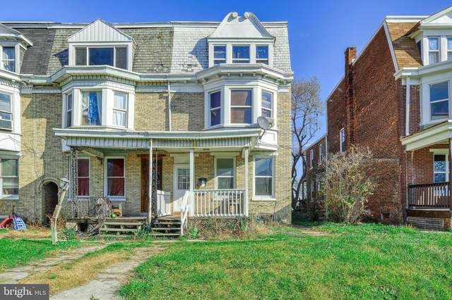 429 N George Street, YORK, PA 17401 (#PAYK156196) :: The Joy Daniels Real Estate Group